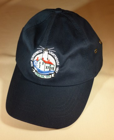 Navy Keeper Cap